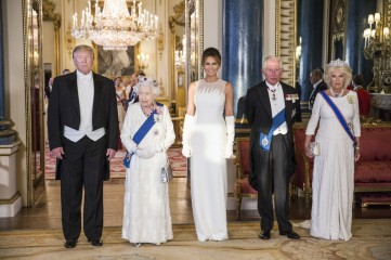 Melania Trump in Dior Spring 2019 Couture-6