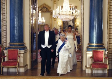 Melania Trump in Dior Spring 2019 Couture-7