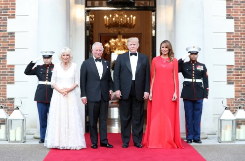 Melania Trump in Givenchy-4
