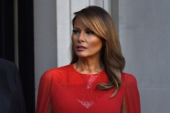 Melania Trump in Givenchy-6