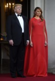 Melania Trump in Givenchy-7