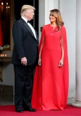 Melania Trump in Givenchy-8