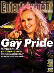 Melissa Etheridge for Entertainment Weekly LGBTQ Issue June 2019