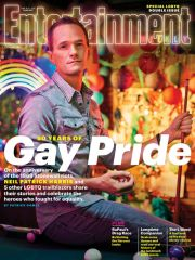 Neil Patrick Harris for Entertainment Weekly LGBTQ Issue June 2019