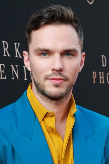 Nicholas Hoult in Givenchy Fall 2019 Menswear-6