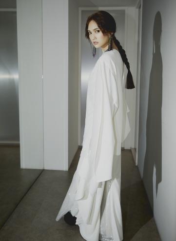 Rainie Yang in Paula Knorr Spring 2019-6