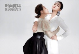 S Elephant Dee and Barbie Hsu for Trendshealth China July 2019-3