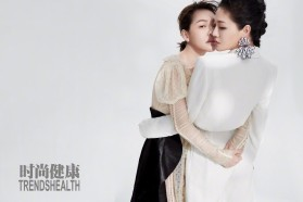 S Elephant Dee and Barbie Hsu for Trendshealth China July 2019-5