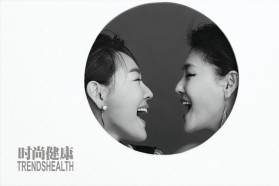 S Elephant Dee and Barbie Hsu for Trendshealth China July 2019-6