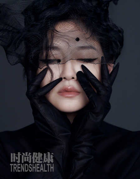 S Elephant Dee and Barbie Hsu for Trendshealth China July 2019-7