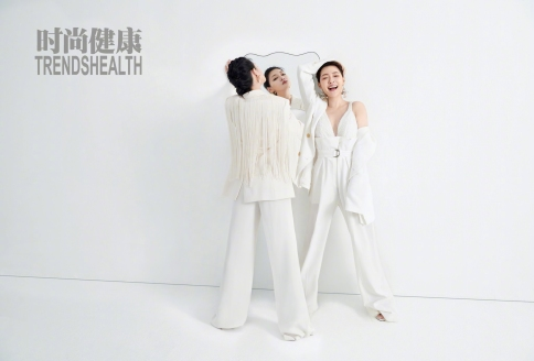 S Elephant Dee and Barbie Hsu for Trendshealth China July 2019-9