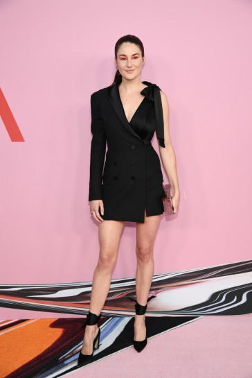 Shailene Woodley in Jonathan Simkhai Resort 2020