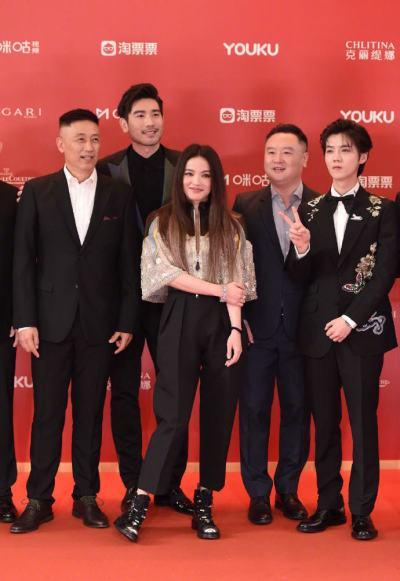 Shu Qi in Louis Vuitton Resort 2020-1