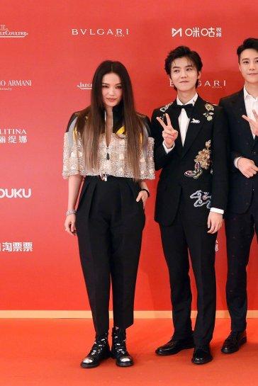 Shu Qi in Louis Vuitton Resort 2020-2