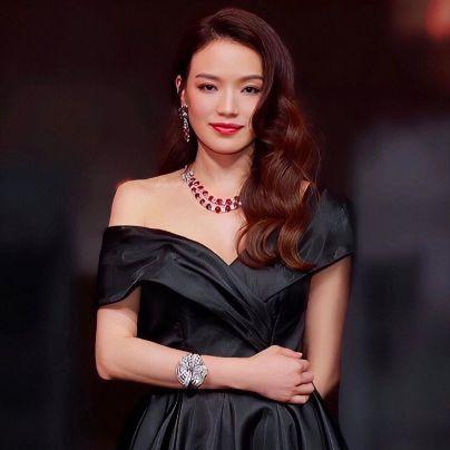 Shu Qi in Ricca Sposa 2020 Evening Couture-6