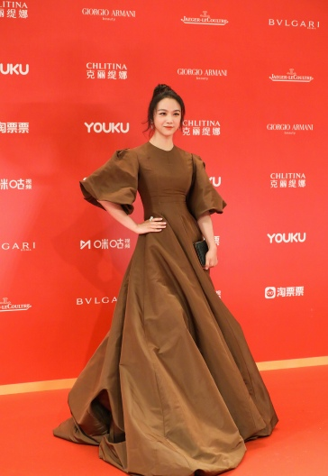 Tang Wei in Valentino Spring 2019 Couture-1