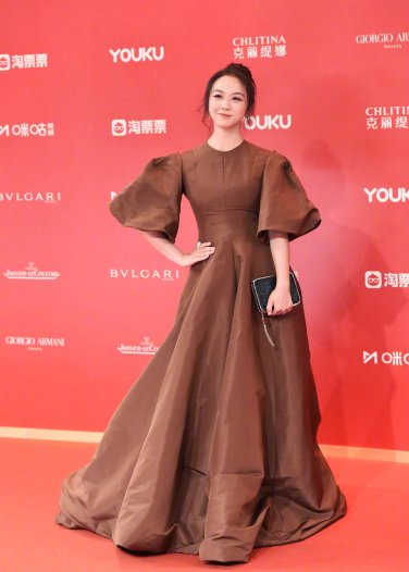 Tang Wei in Valentino Spring 2019 Couture-2