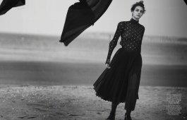 Vittoria Ceretti Vogue Germany July 2019-10