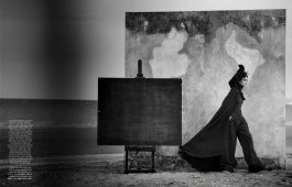 Vittoria Ceretti Vogue Germany July 2019-11