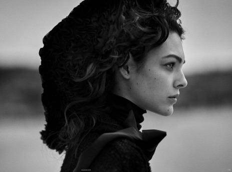 Vittoria Ceretti Vogue Germany July 2019-9