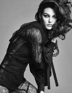 Vittoria Ceretti Vogue Japan August 2019-9