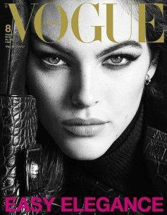 Vittoria Ceretti Vogue Japan August 2019 Cover B