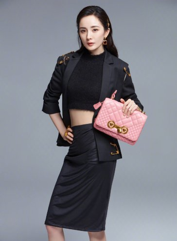 Yang Mi for Versace Pre-Fall 2019 Campaign-2