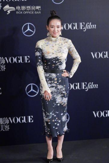 Zhang Ziyi in Givenchy Fall 2019-3