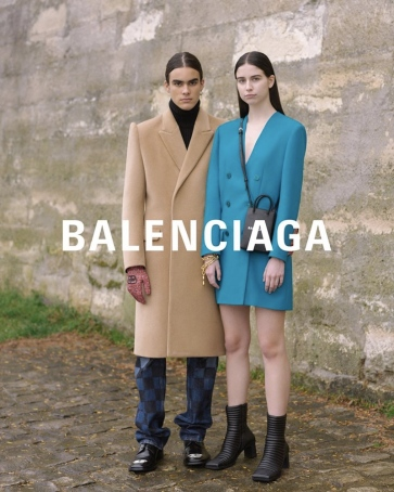Balenciaga Fall 2019 Campaign-10
