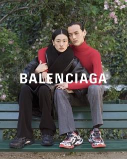 Balenciaga Fall 2019 Campaign-8