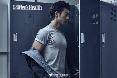 Leehom Wang for Men's Health China July 2019-2