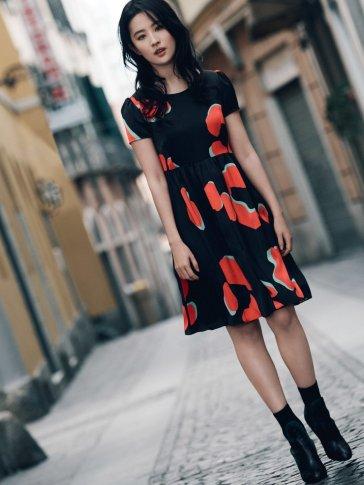 Liu Yifei for Emporio Armani 2019 Campaign-3