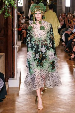 Valentino Fall 2019 Couture Look 7