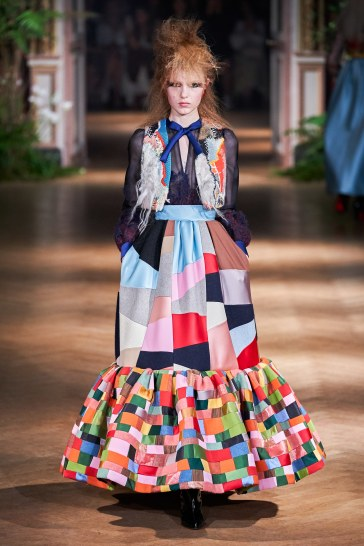 Viktor & Rolf Fall 2019 Couture Look 21