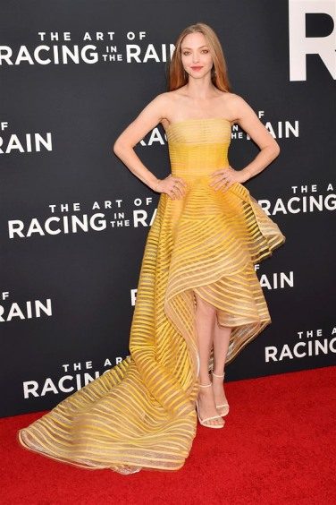 The Art of Racing in the Rain Premiere - Arrivals