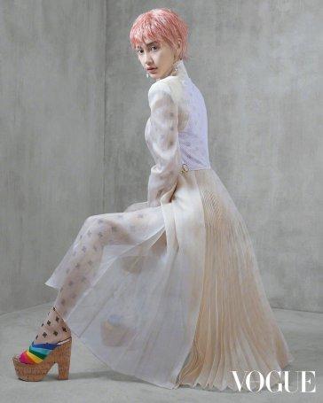 Angelababy 楊穎 Vogue Hong Kong August 2019-2