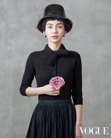 Angelababy 楊穎 Vogue Hong Kong August 2019-4