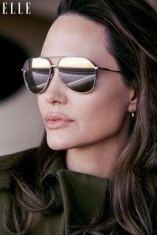 Angelina Jolie for ELLE US September 2019-2