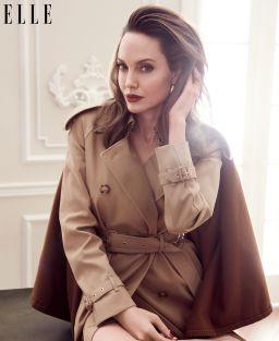 Angelina Jolie for ELLE US September 2019-3