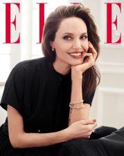Angelina Jolie for ELLE US September 2019 Cover