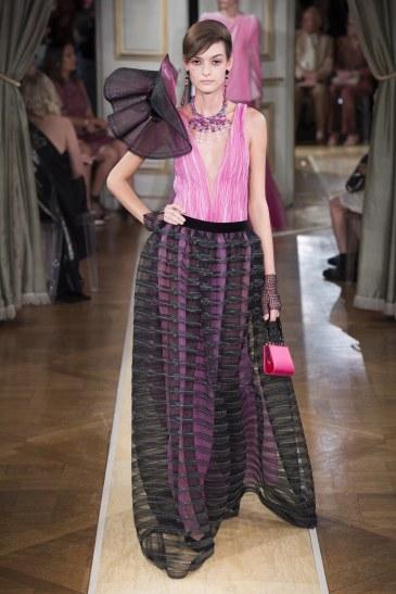 Armani Privé Fall 2018 Couture