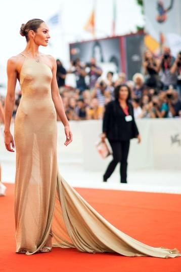 Film Festival 2019 The Truth Red Carpet, Venice, Italy - 28 Aug 2019