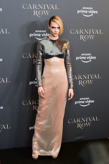"""Special screening of the Amazon series """"Carnival Row"""""""
