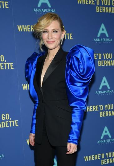 Cate Blanchett in Alexander McQueen Fall 2019-10