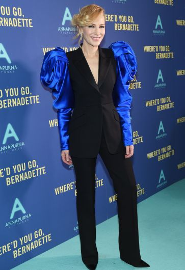 Cate Blanchett in Alexander McQueen Fall 2019-11