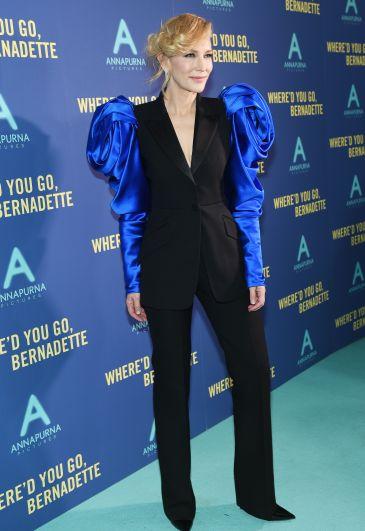 Cate Blanchett in Alexander McQueen Fall 2019-12