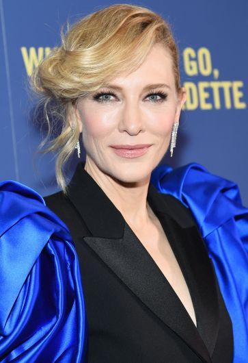 Cate Blanchett in Alexander McQueen Fall 2019-13