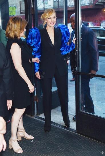 Cate Blanchett in Alexander McQueen Fall 2019-17