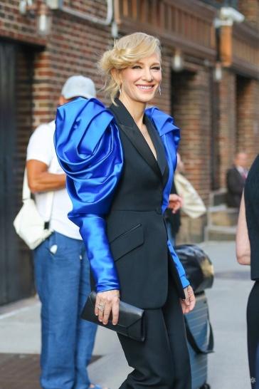 Cate Blanchett in Alexander McQueen Fall 2019-20