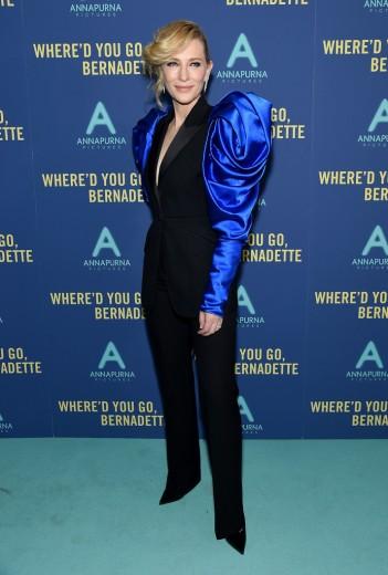Cate Blanchett in Alexander McQueen Fall 2019-8